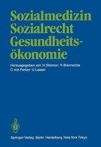 Sozialmedizin Sozialrecht Gesundheitsokonomie