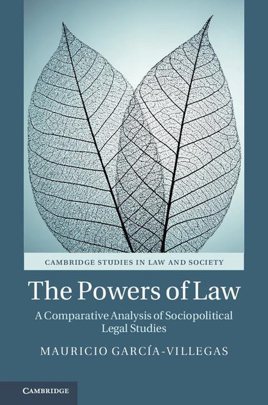 Omslag van The Powers of Law