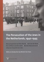 Boek cover The Persecution of the Jews in the Netherlands, 1940-1945 van Wichert Ten Havert (Paperback)