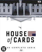 House of Cards - Seizoen 1 t/m 6 (The Complete Series) (Blu-ray)