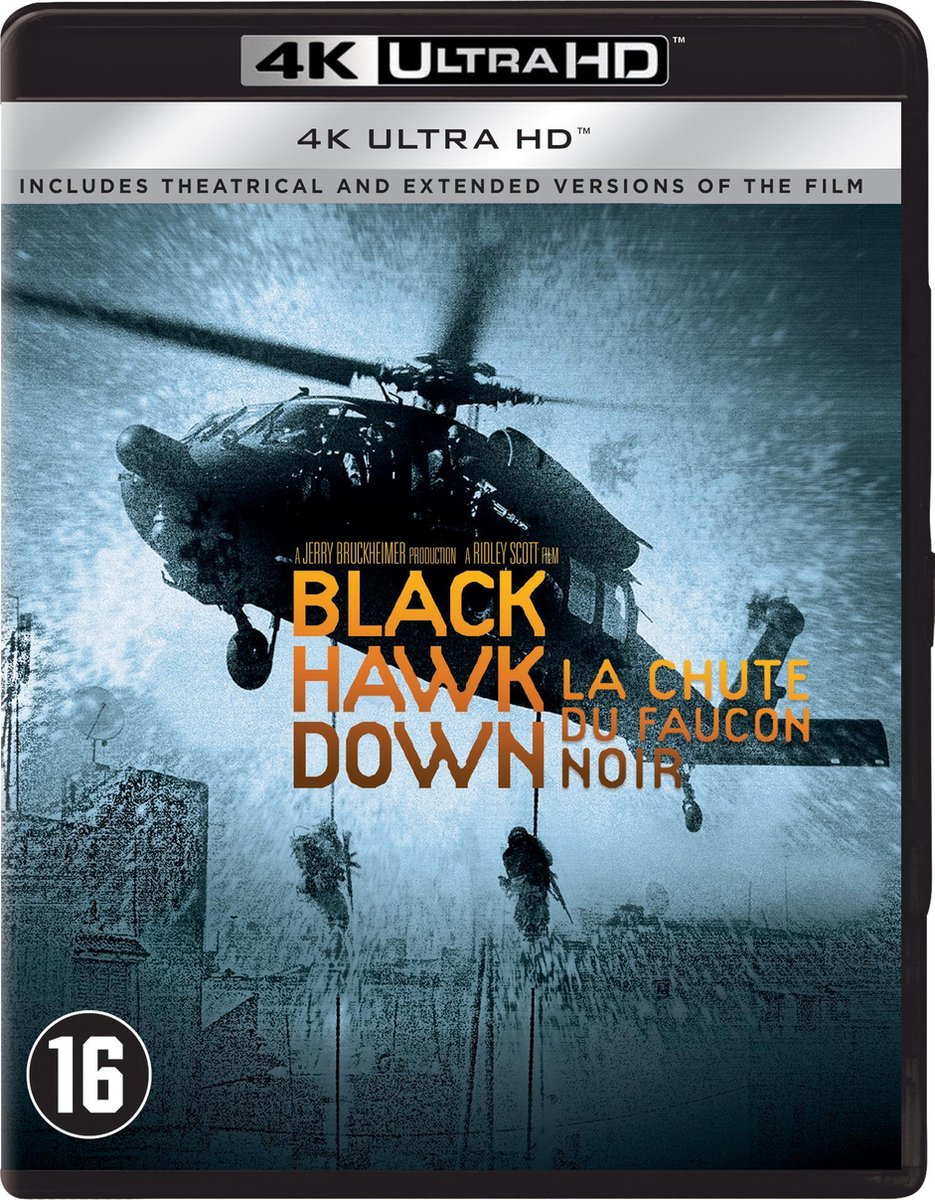 Black Hawk Down (4K Ultra HD Blu-ray)-