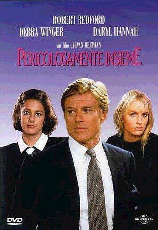 Cover van de film 'Legal Eagles'
