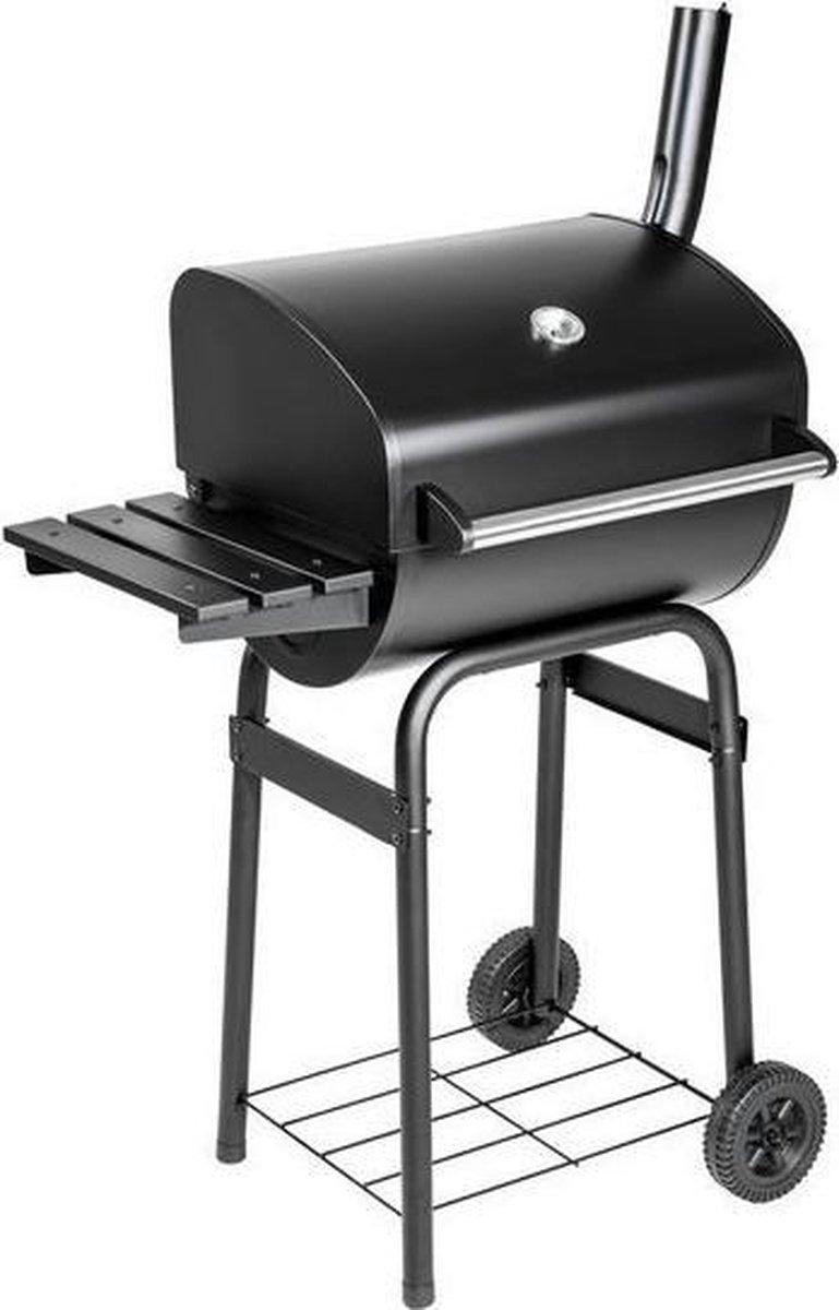 TecTake Houtskoolbarbecue - 46x35 - Zwart