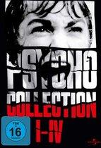 Psycho I-IV box (Import)