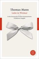 Boek cover Lotte in Weimar van Thomas Mann
