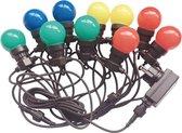 V-tac VT-71020 LED Prikkabel - 10 m incl. stekkerIncl. - 20x 0,5w LED Lampen - Multicollor