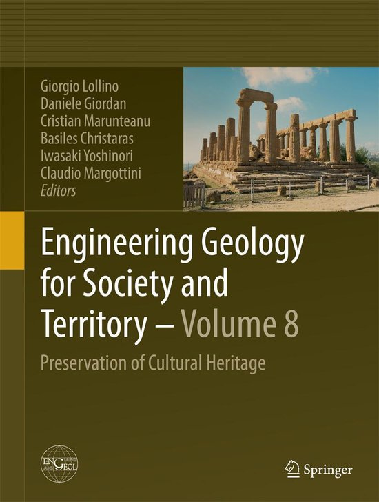 Engineering Geology for Society and Territory - Volume 8