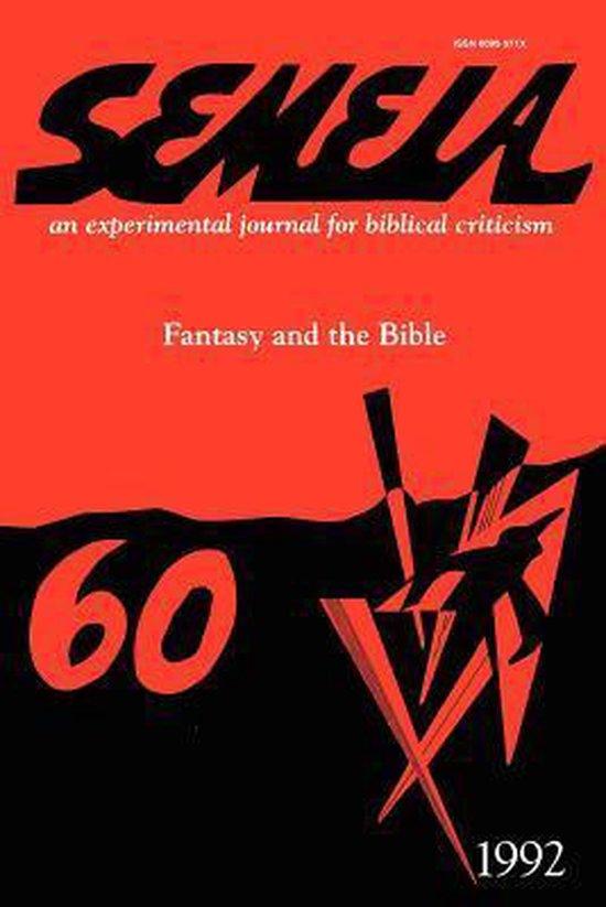 Boek cover Semeia 60 van Tina Pippin (Paperback)