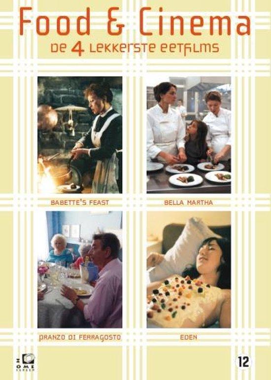Cover van de film 'Food & Cinema'