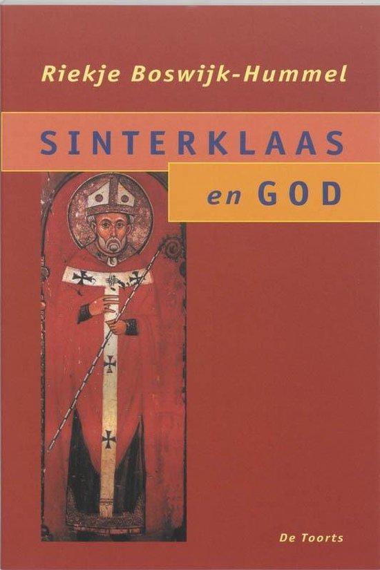 Boek cover Sinterklaas en God van R. Boswijk-Hummel (Paperback)