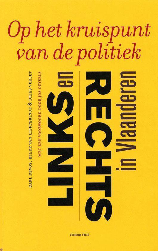 Op Het Kruispunt Van De Politiek - Carl Devos |