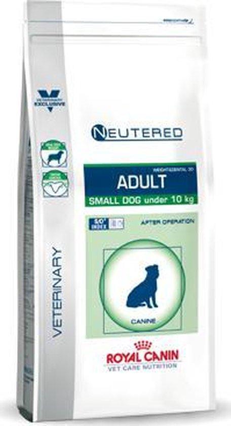 Royal Canin Small Dog Neutered Adult - Hondenvoer - 8 kg