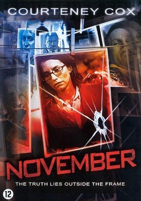 Cover van de film 'November'