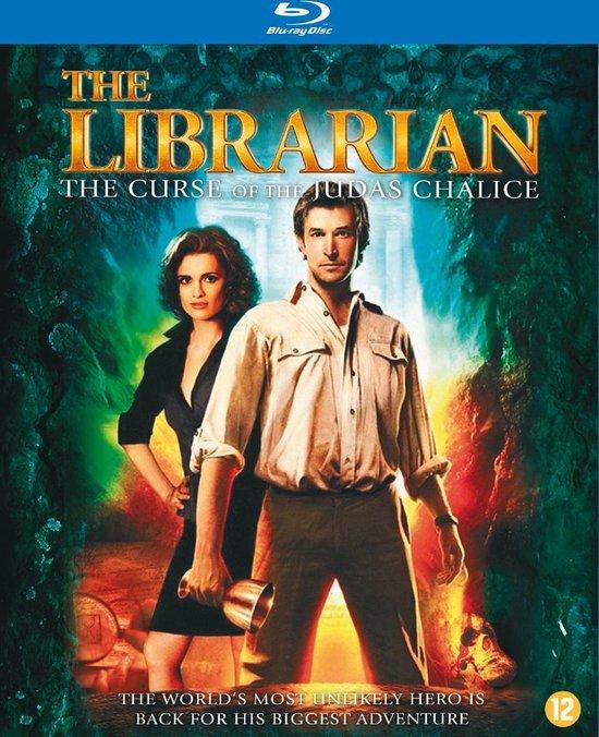 Cover van de film 'Librarian 3'