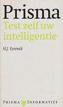 Boek cover Prisma test uw intelligentie (11e dr) van Eysenck
