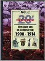 Het Begin Van De Moderne Tijd: 1900-1914