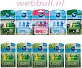 Ambi Pur 3Volution X 10 - Navulling - 20 ml - Elektrische Luchtverfrisser