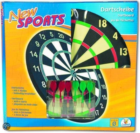 Afbeelding van het spel New Sports Dartbord