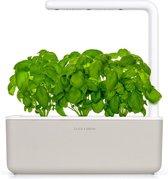 Binnentuin met LED-verlichting Click & Grow Smart Garden 3 - BEIGE