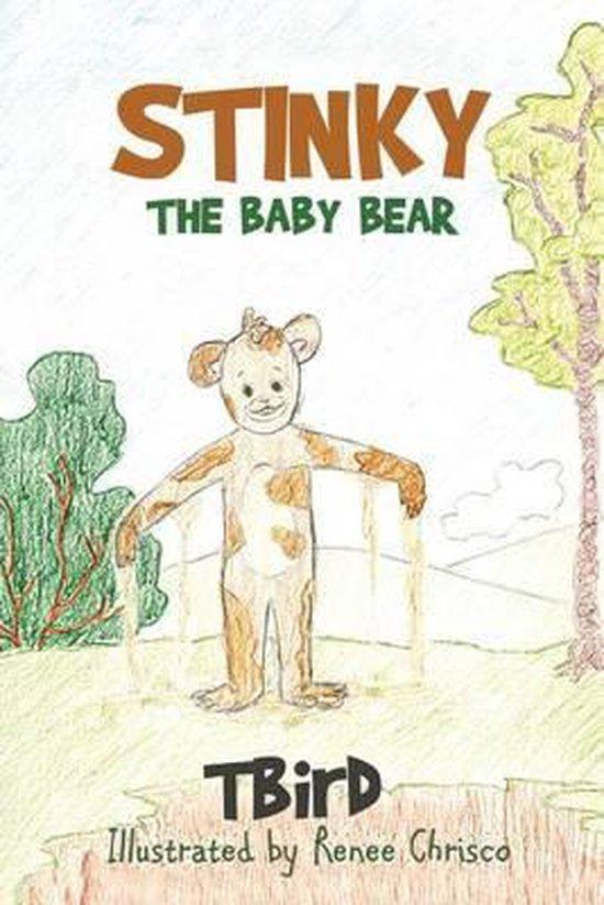 Stinky the Baby Bear