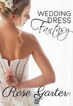 Boek cover Wedding Dress Fantasy van Rose Garter