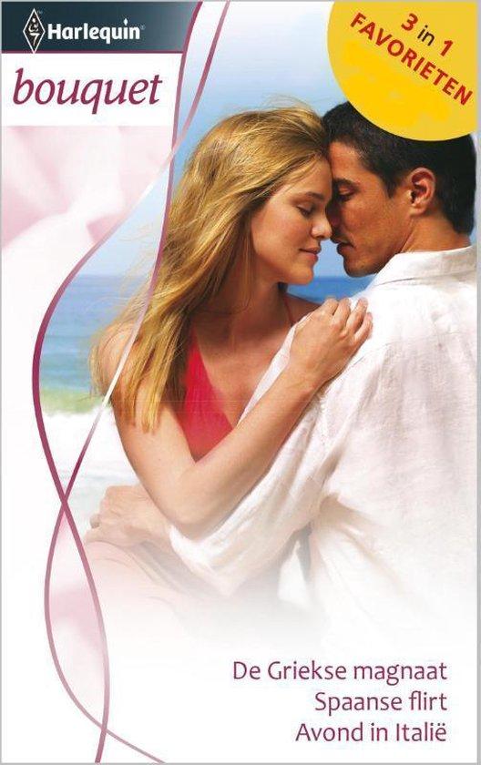 De Griekse magnaat; Spaanse flirt; Avond in Italië - Jacqueline Baird |