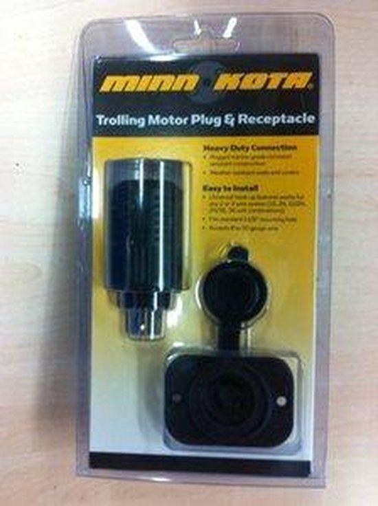 Minn Kota stekker set voor verbinding tussen motor en accu MKR-18 - Minn Kota