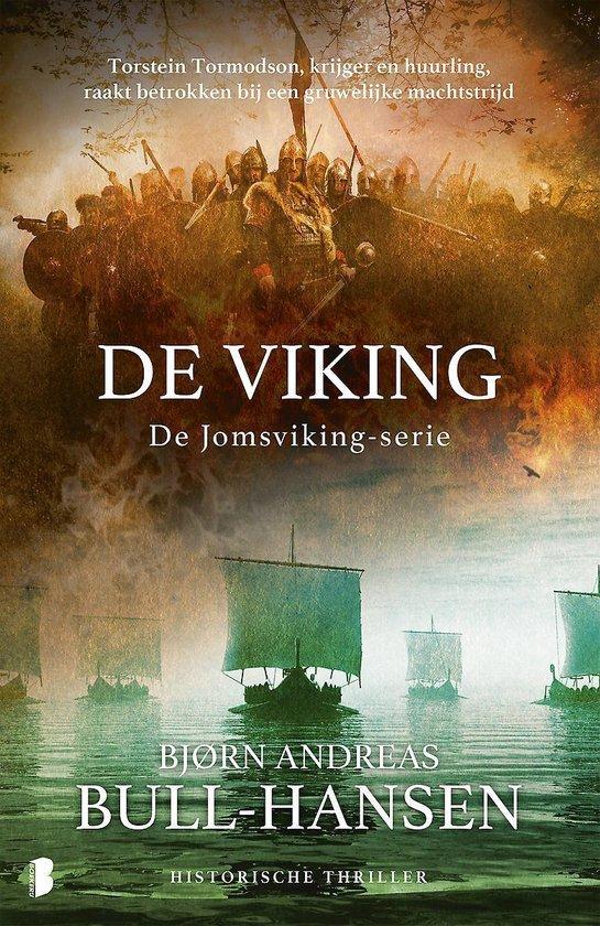 Jomsviking 1 - De viking - Bjørn Andreas Bull-Hansen |