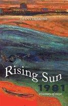 Boek cover Rising Sun van Deana Sayakone