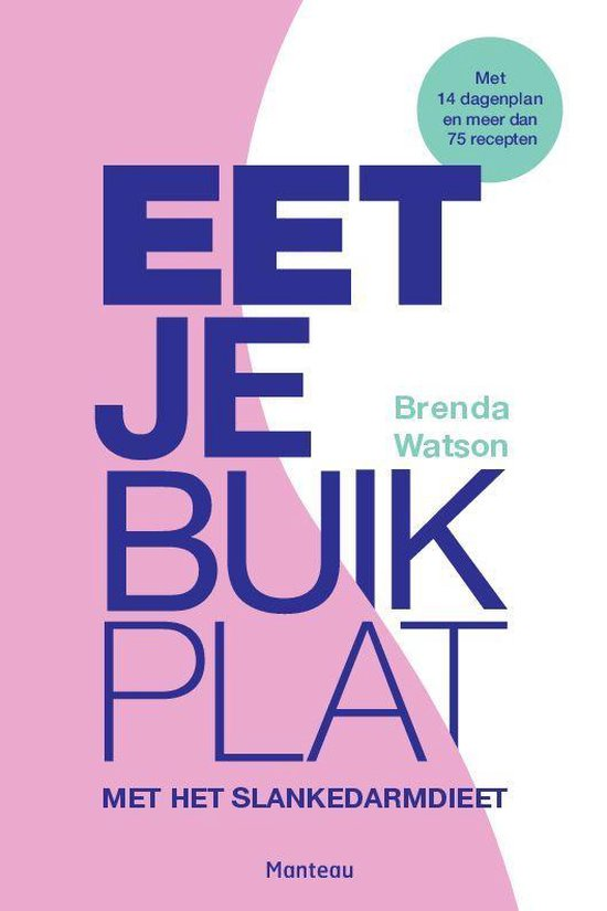 Eet je buik plat - Brenda Watson |