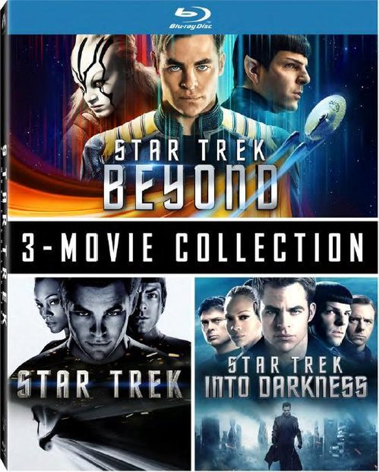 Star Trek Collection 1 t/m 3 (Blu-ray)