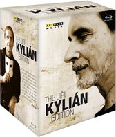 Kylian Box 10 Dvd'S Blu-Ray