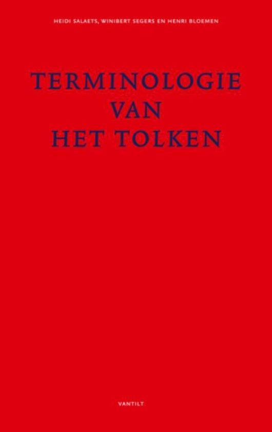 Terminologie van het tolken - H. Salaets   Fthsonline.com