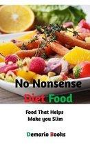 No Nonsense Diet Food