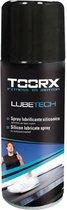 Toorx LUBETECH Siliconen Spray 200 ml - voor loopbanden - Zwart