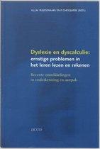 Dyslexie en dyscalculie