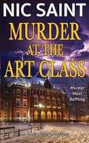 Murder at the Art Class