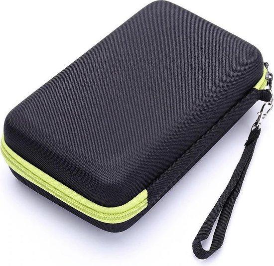 Afbeelding van Hard Cover Carry Case Voor Philips Oneblade - Zwart