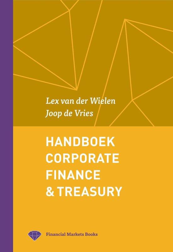 Handboek Corporate Finance & Treasury