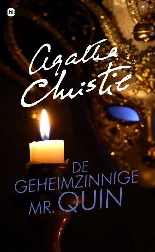 De geheimzinnige mr. Quin - Agatha Christie |