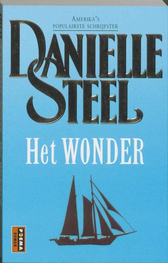 Cover van het boek 'Het wonder'