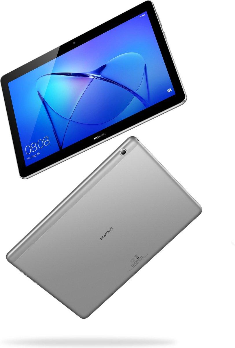 Huawei MediaPad T3 10.0 4G LTE 16 GB 24,4 cm (9.6) Qualcomm Snapdragon 2 GB Wi-Fi 4 (802.11n) Android 7.0 Grijs