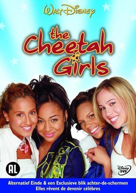 Cover van de film 'The Cheetah Girls'