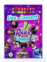 CD cover van Raar Maar Waar - Live In Concert van Kinderen voor Kinderen