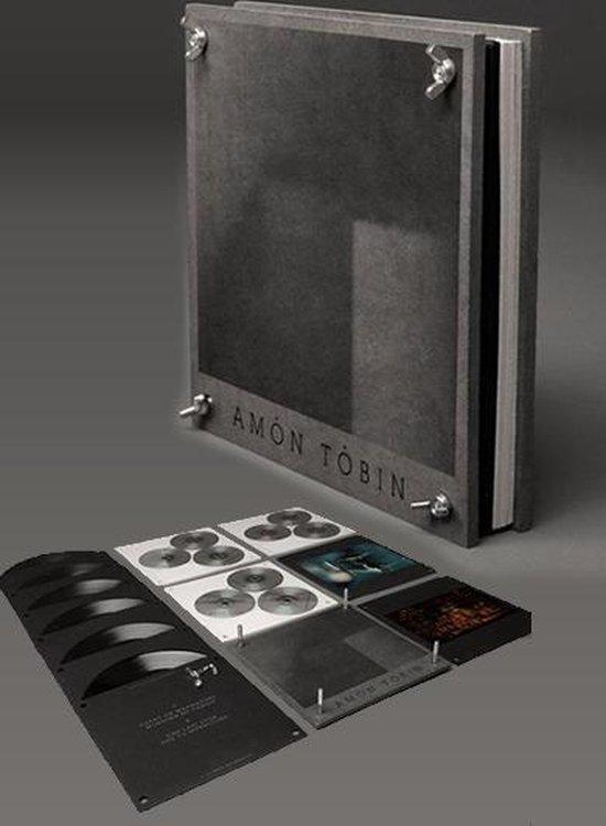 Cover van de film 'Amon Tobin - Amon Tobin Boxset'