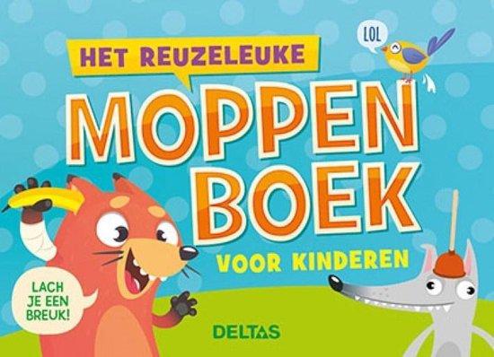 Het reuzeleuke moppenboek voor kinderen - J. de E.A. Jager | Fthsonline.com