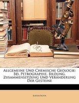 Allgemeine Und Chemische Geologie