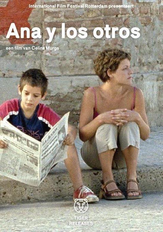 Cover van de film 'Ana Y Los Otros'