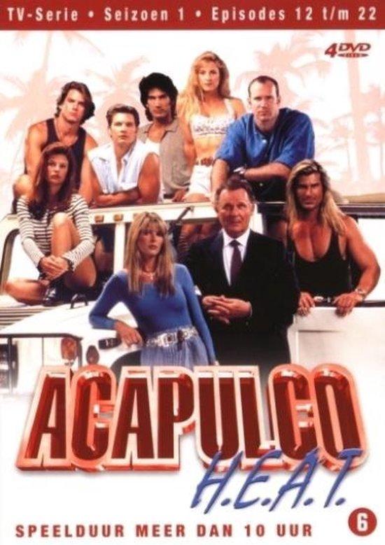 Cover van de film 'Acapulco Heat'