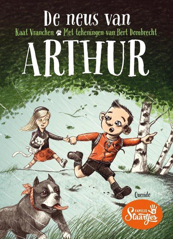De neus van Arthur - Kaat Vrancken  